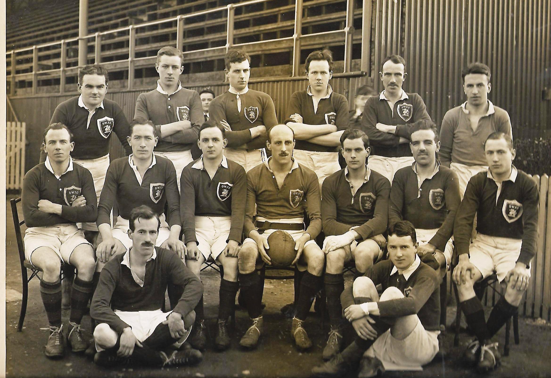 team photos 1920 1930 old wesley